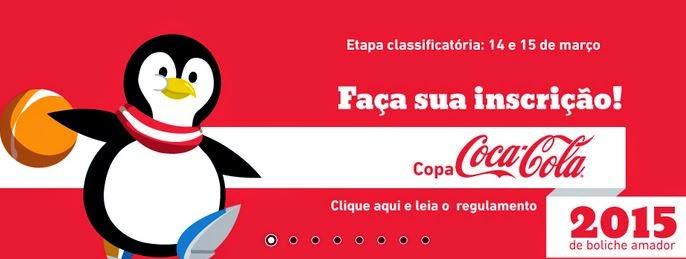 Copa Coca-Cola 2015 de Boliche Amador