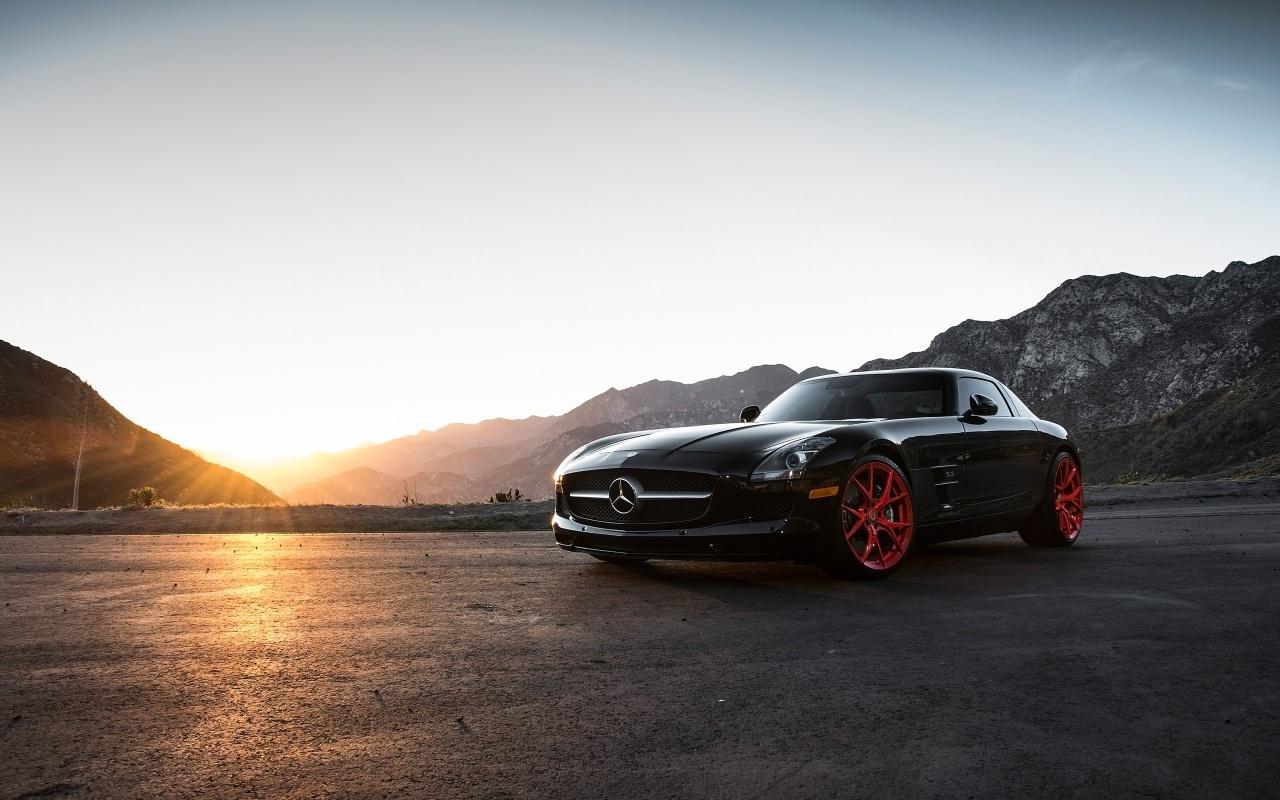 Klassen Mercedes Benz SLS AMG