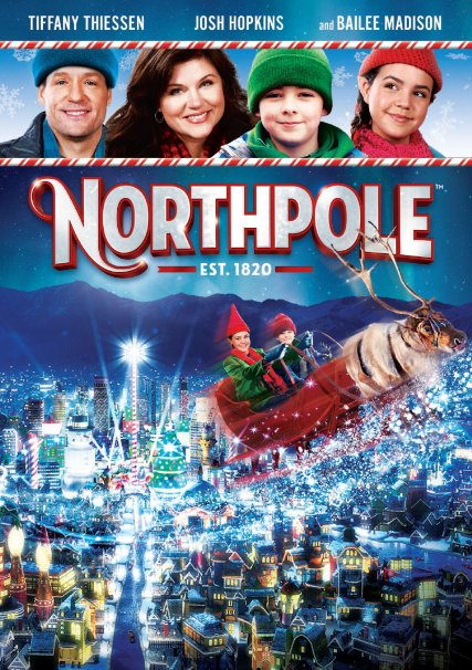 Northpole: Open for Christmas (2015) ταινιες online seires xrysoi greek subs