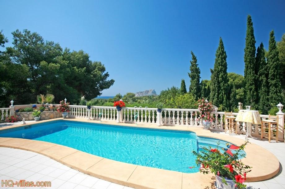 Alquileres de vacaciones en espa a vacaciones en casas villas y chalets de alquiler vacacional - Casas vacacionales madrid ...