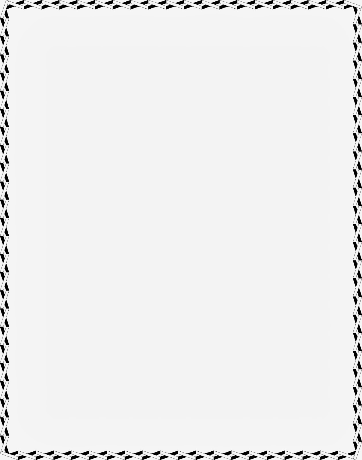 Line Art Borders : Best collection store page border line art black white