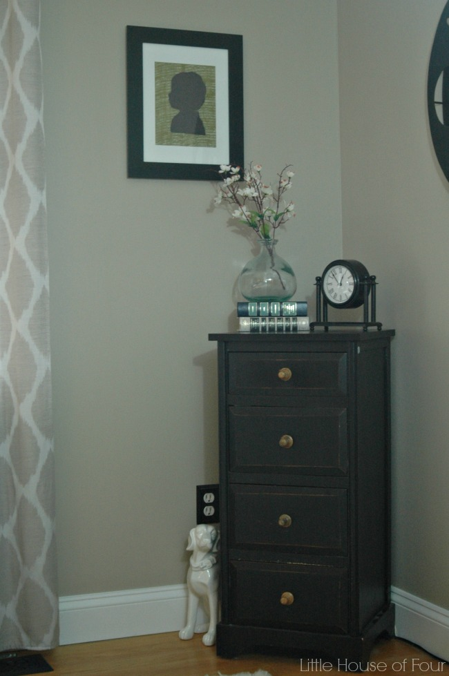 Library Card Catalog Inspired Furniture Makeover Little
