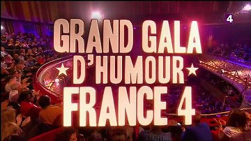 Grand gala d'humour Claudia Tagbo and Co