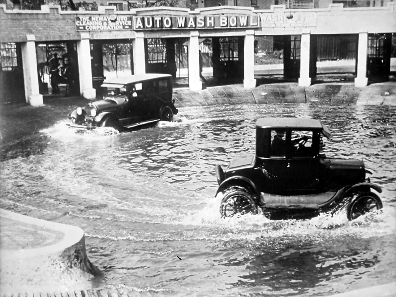 Just A Car Guy: the old fashioned car wash... because a lot of ...