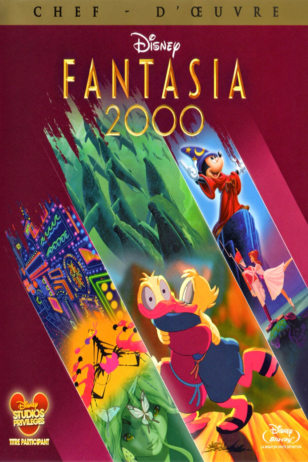 Watch Fantasia/2000 (1999) Online For Free Full Movie