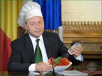 Funny photo Traian Băsescu Rosia Montana