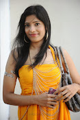 actress pragathi hot photos in yellow-thumbnail-4