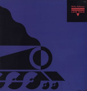 Love Train single sleeve
