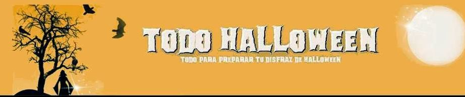 Todo Halloween, disfraces originales