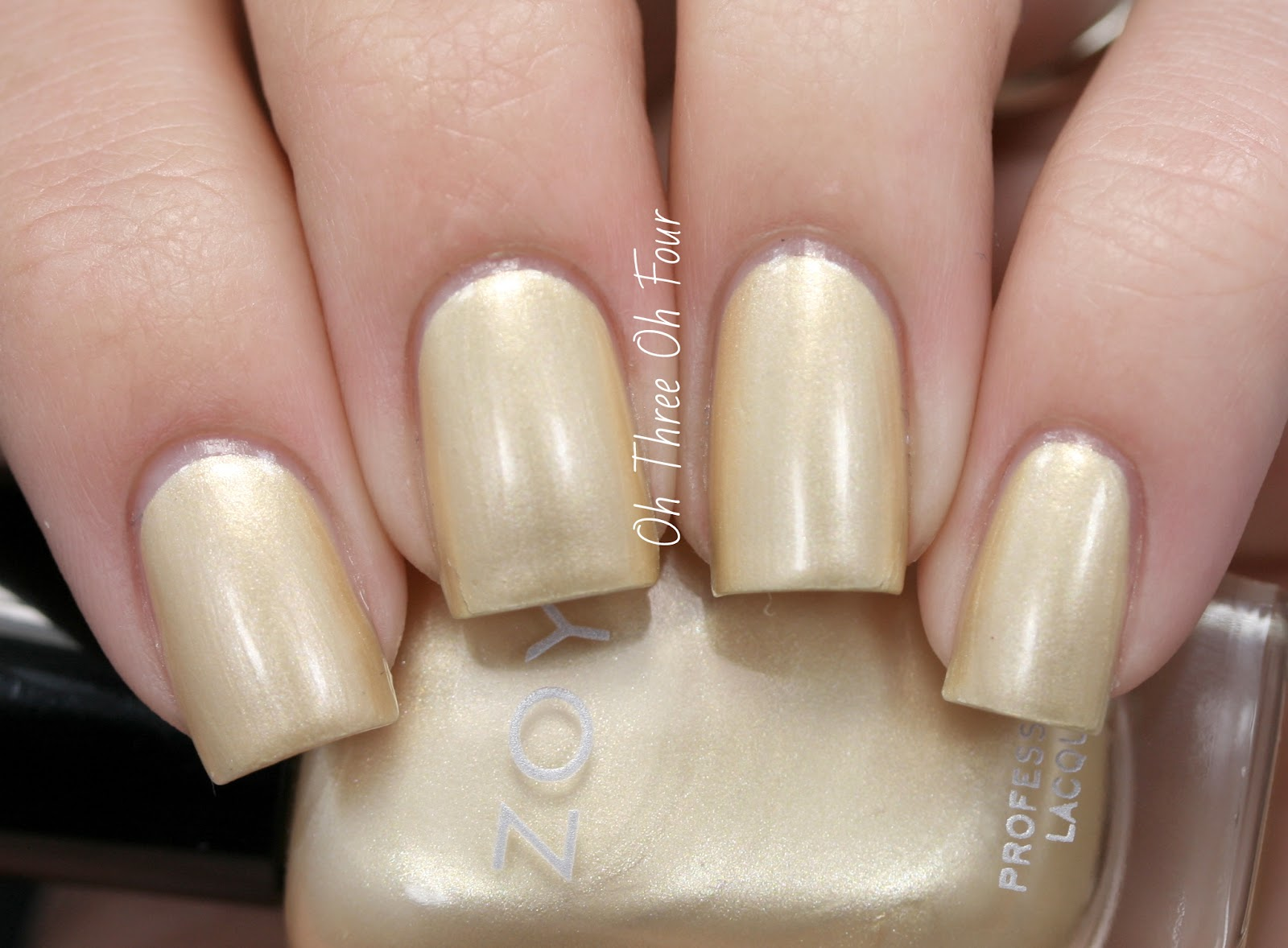 Zoya Brooklyn Swatch