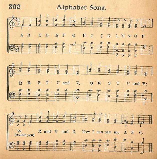 Alphabet A, B, C's Song