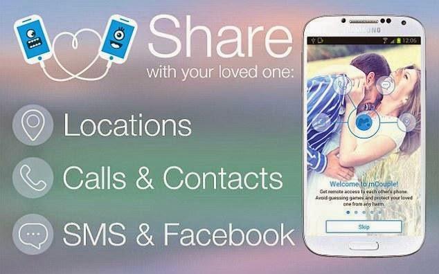 Aplikasi Pemantau Lokasi Dan Aktivitas Untuk Smartphone