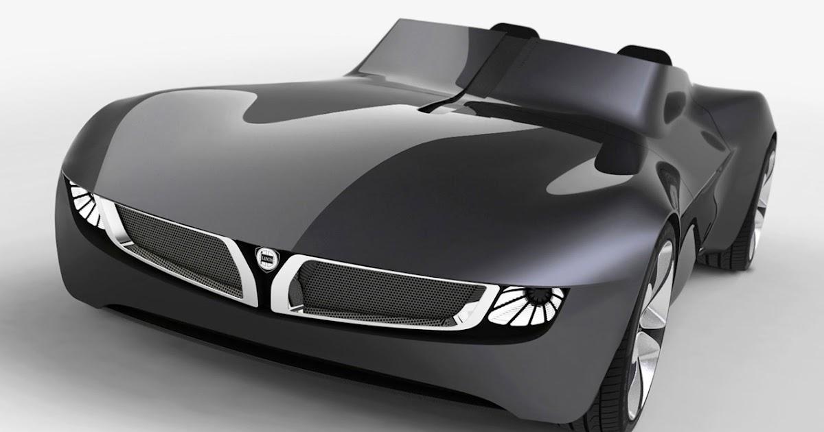 All Cars New Zealand 2012 Lancia Bordo Concept