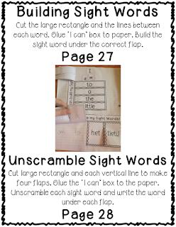 https://www.teacherspayteachers.com/Product/Primer-Dolch-Sight-Word-Interactive-Notebooks-Bundle-1367183