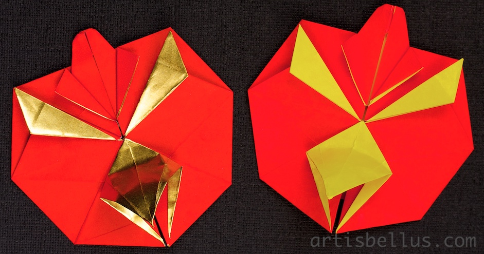 Origami Angry Birds Diagrams http://www.artisbellus.com/2011/04/angry-birds-new-origami-model.html