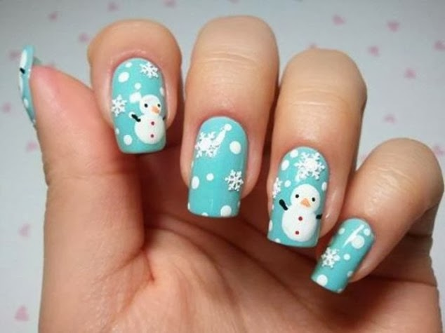 New Year 39 S Nail Art Collection For Women From 2013 2014 WFwomen