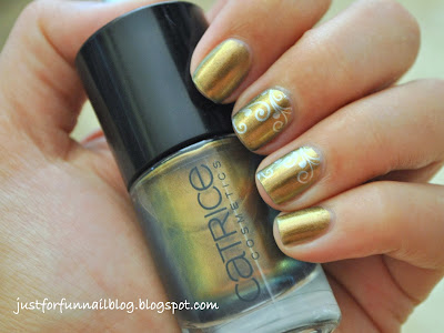 Multichrome November: Catrice - Genius in a Bottle