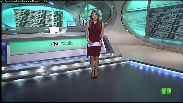 Diana Mata piernas