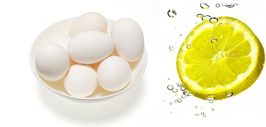egg white for acne and pimples