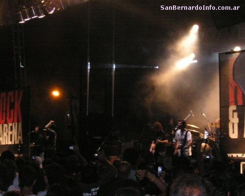 Rock y Arena 2012