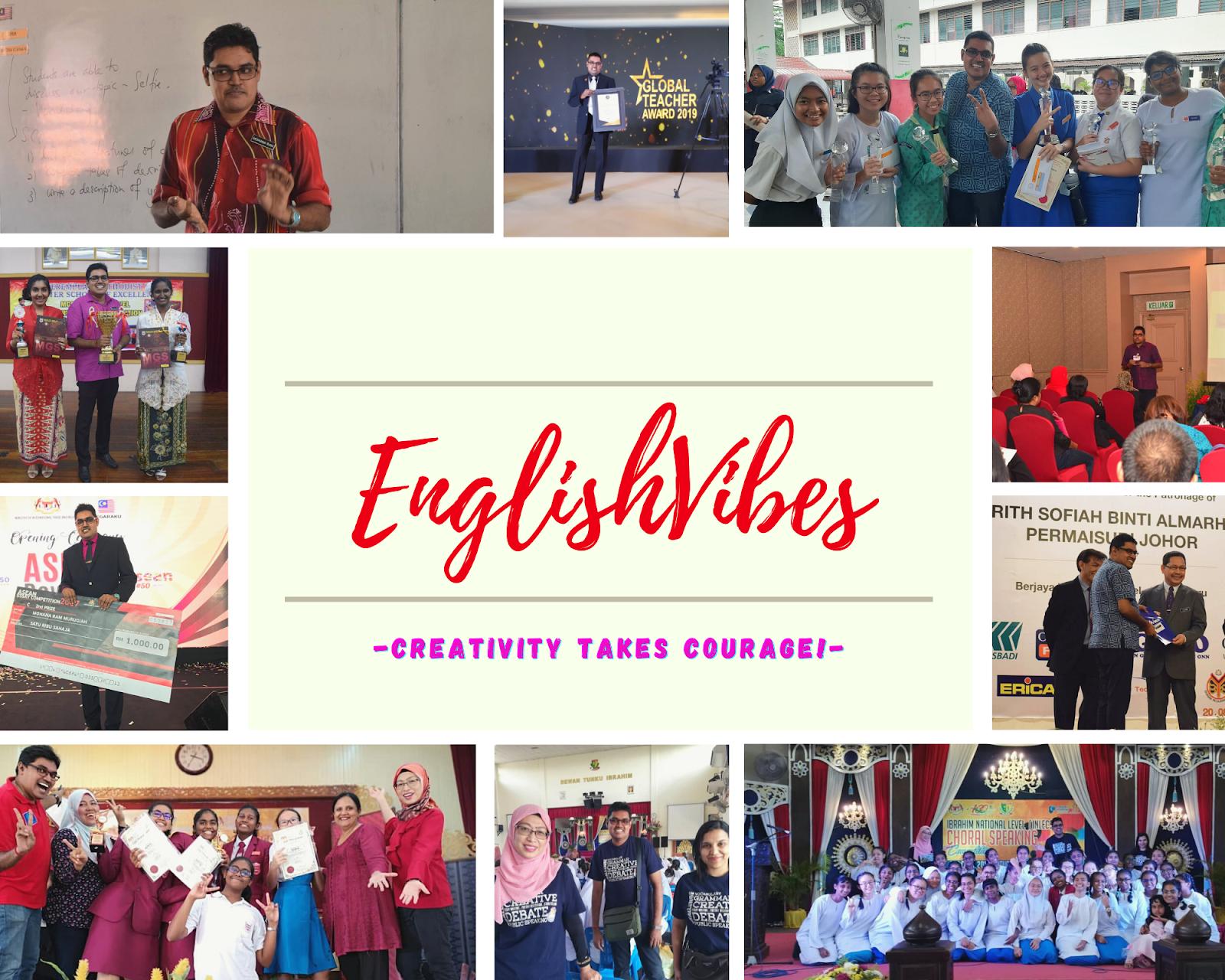 ENGLISH VIBES
