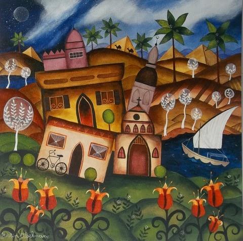 Village on the Nile