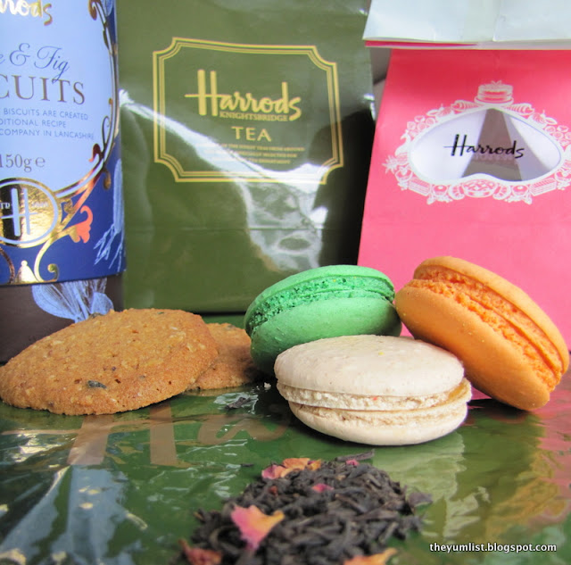 Harrod's KLCC, retail, afternoon tea