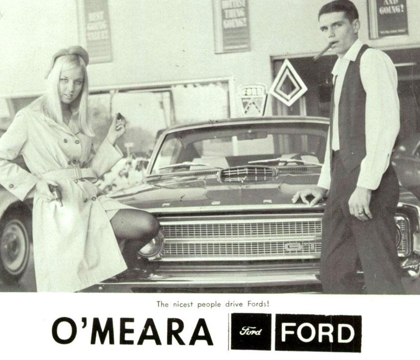 Annualmobiles O Meara Ford