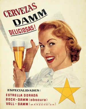La primera marca de cerveza que recuerdo...