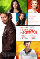 playing for keeps gerard butler movie poster