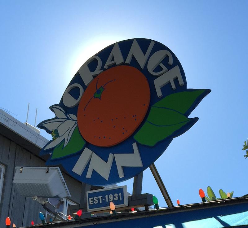 The Orange Inn in Laguna Beach, CA