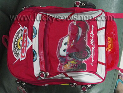 disney pixar cars backpack