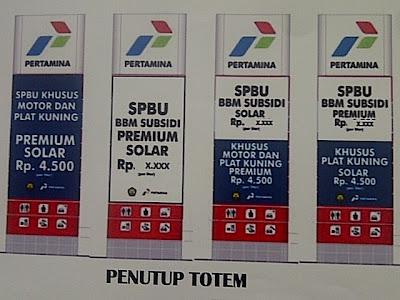 Kebijakan BBM Premium 2 Harga, SPBU akan Dibuat 4 Macam