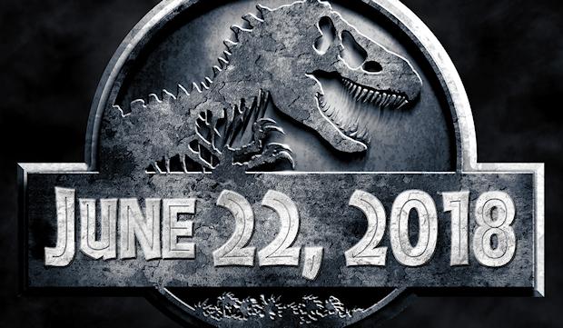 Jurassic world release date