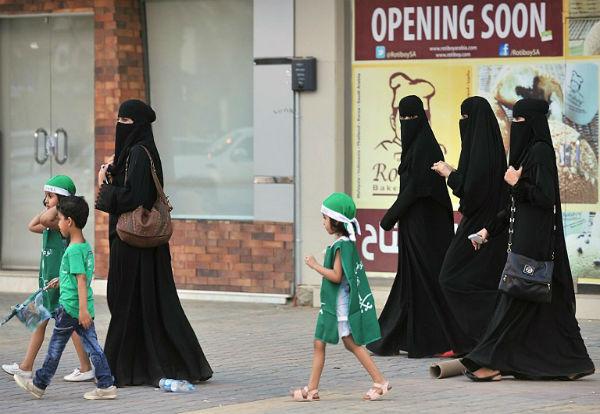 Jesteś w Arabii Saudyjskiej, jeśli.....