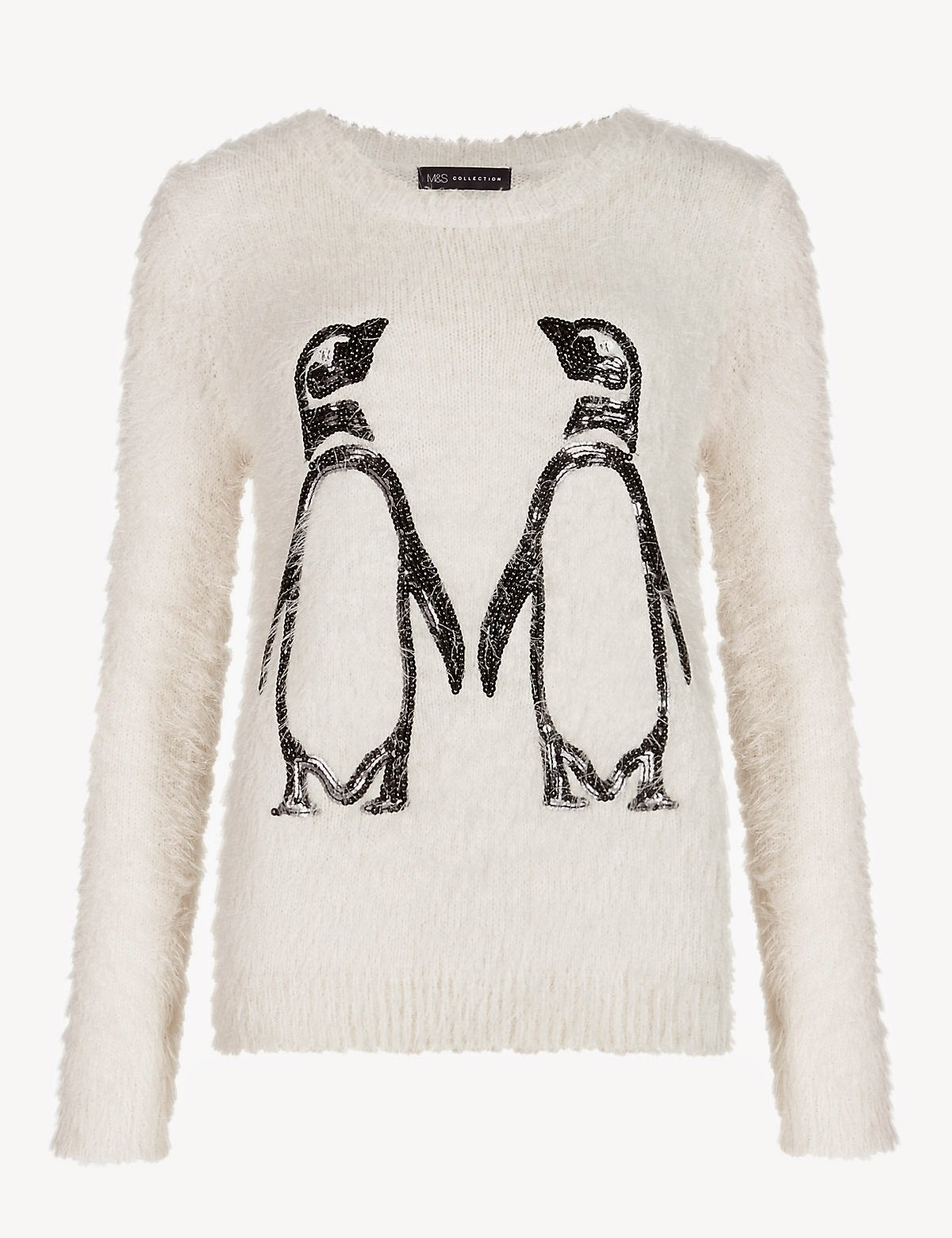 Marks and Spencers Penguin Jumper