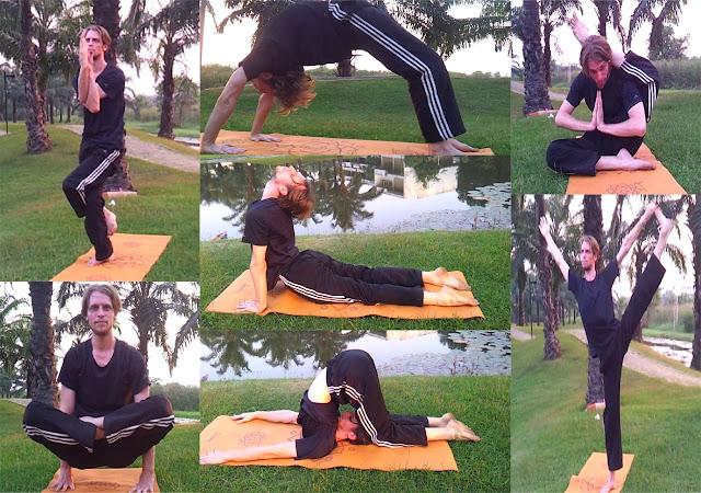 Yoga and Meditation Bangkok+Wing+Chun+Yoga