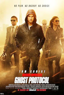 Mission Impossible: Ghost Protocol Official Poster