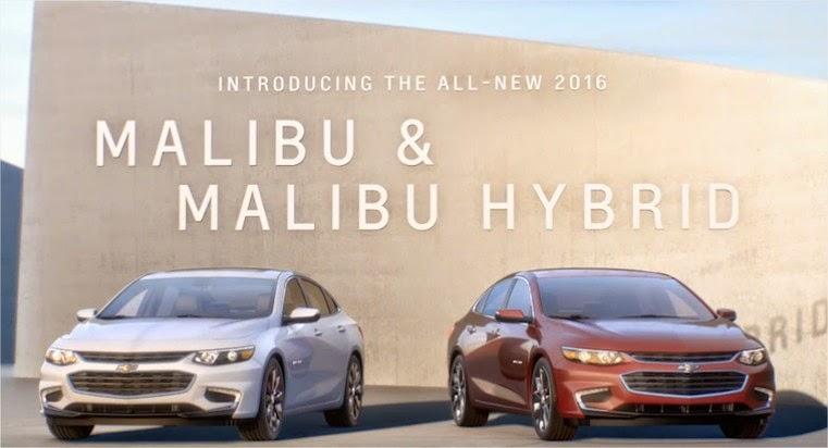 all new malibu
