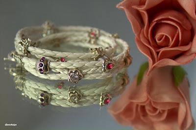 gunadesign Wrapped Bracelet Falling Stars