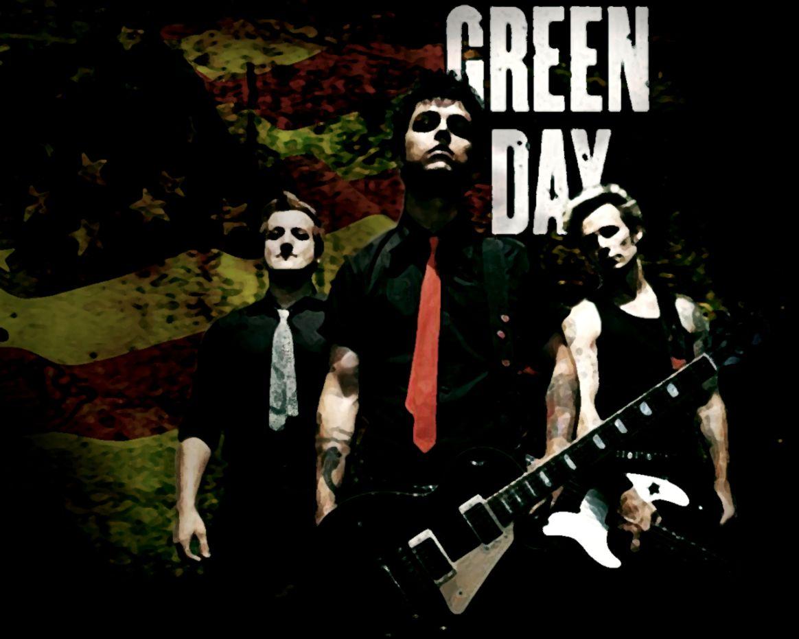 Green Day Wallpaper   Wallpaper HD Base