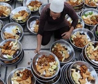 Cara Menahan Lapar Ketika Puasa
