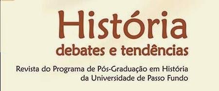 Revista História: Debates & Tendências