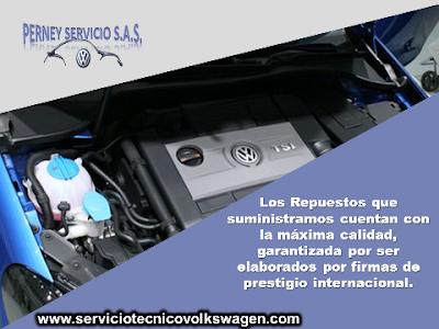 Taller Volkswagen en Bogota
