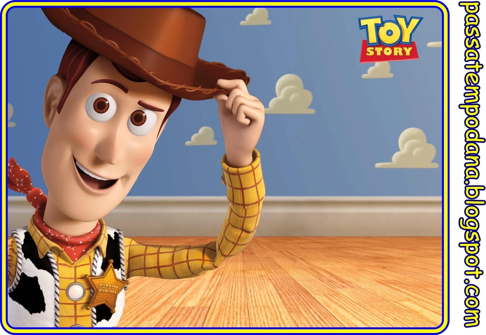 Toy Story: Invitaciones para Imprimir Gratis. | Maestra <3 ...