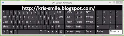 On - Screen Keyboard 3