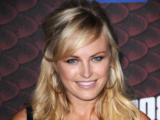 Canadian Actress and Model Malin Akerman