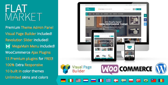 Best WordPress WooCommerce Theme