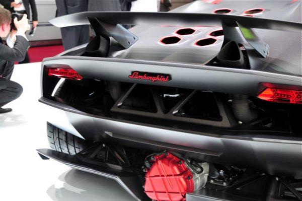 Lamborghini Info E News Lamborghini Sesto Elemento