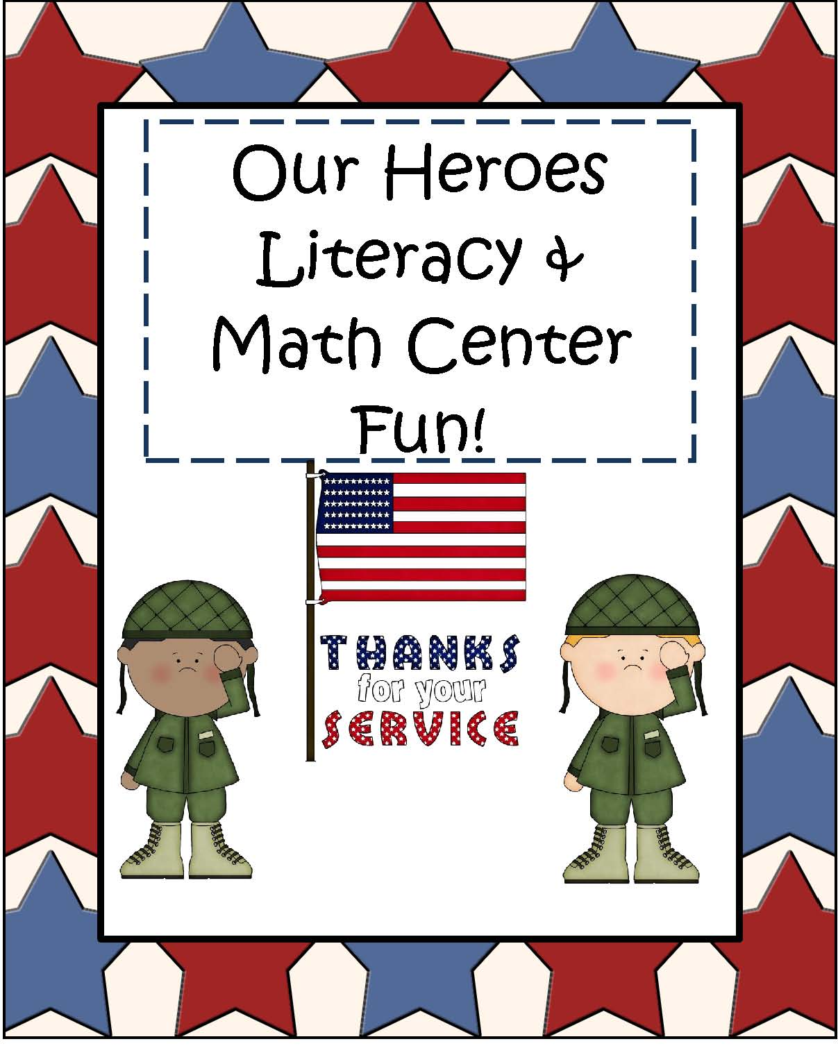 Engaging Lessons And Activities: Our Heroes: Memorial Day Math ...